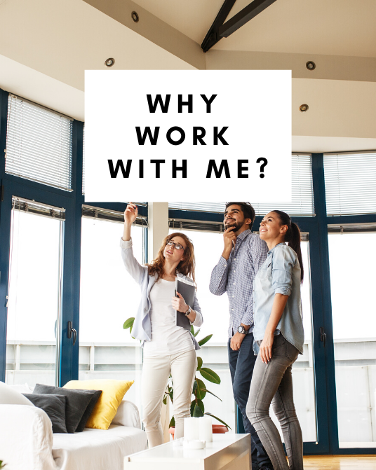 Why Work with Me? | Shiela Ogden | Kansas City Homes